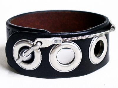 gbb Custom Leather Aero Cuff