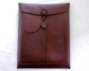 Chocolate Envelope iPad Case