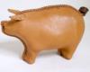 Frontier Piggy Bank