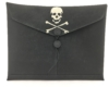 Pirate iPad Pro 10 x 13 Black Rustic Envelope