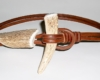 Antler Spike Belt