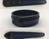 Police Officer Support – Thin Blue Line Cuff
